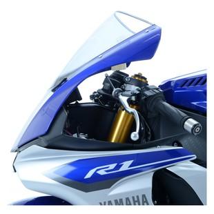 R&G Racing Mirror Blanking Plates Yamaha R1 / R1M 2015-2017