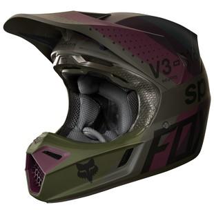 Fox Racing V3 Draftr Helmet