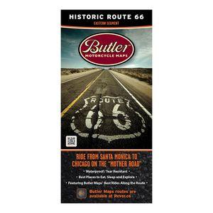 Butler Maps - RevZilla
