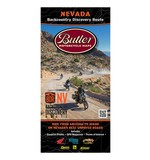 Butler Maps Nevada Backcountry Discovery Route