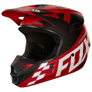 Fox Racing Youth V1 Sayak Helmet (SM Only)