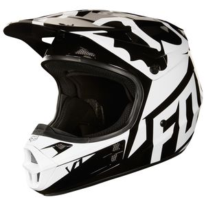 fc737f2fa260 Fox Racing Youth V1 Race Helmet