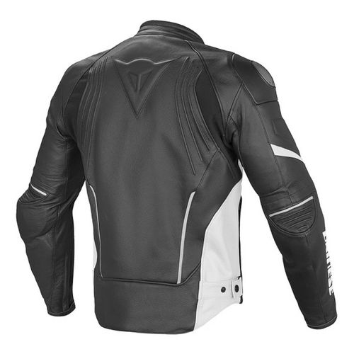 dainese racing d1 perforated leather jacket - revzilla