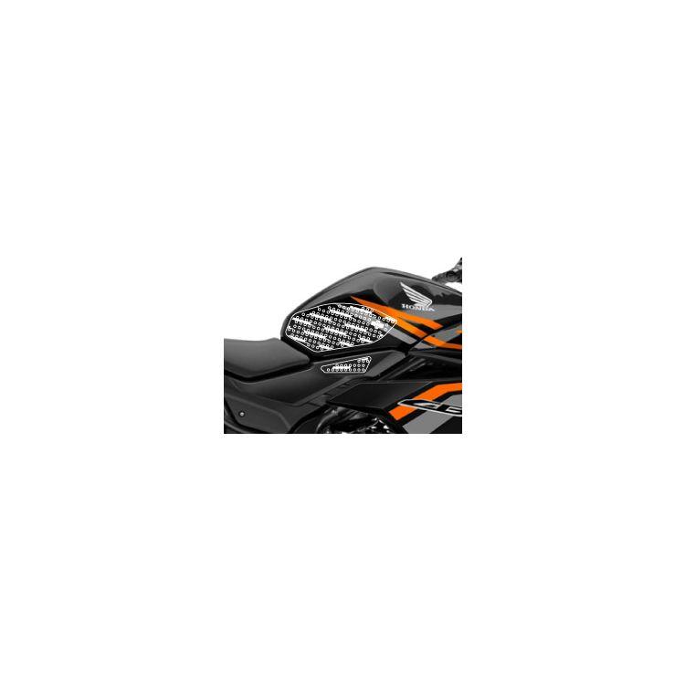 Stompgrip Tank Pad Honda CBR500R / CB500F 2016-2017 Clear/Black [Open Box]