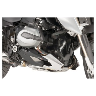Puig Engine Spoilers BMW R1200GS 2013-2017 Matte Black [Previously Installed]