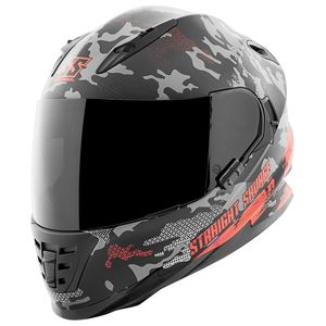 Speed and Strength SS1600 Straight Savage Helmet (2XL)