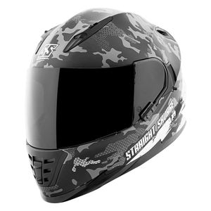 Speed and Strength SS1600 Straight Savage Helmet (2XL)