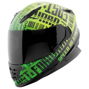 Speed and Strength SS1310 Fast Forward Motorcycle Helmet