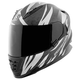 Speed and Strength SS1600 Cat Out'a Hell Motorcycle Helmet