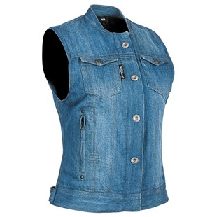 Speed and Strength Glory Daze Women's Motorcycle Vest