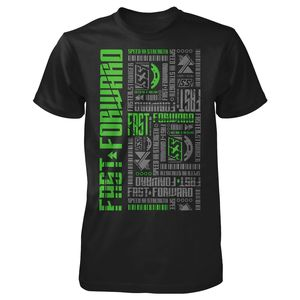 Speed and Strength Fast Forward T-Shirt