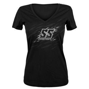 Speed and Strength Cat Outta Hell Women's T-Shirt