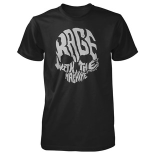 Speed and Strength Rage with the Machine T-Shirt