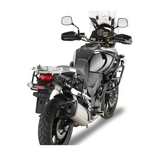 Givi PLR3105 Rapid Release Side Case Racks Suzuki V-Strom DL1000 2014-2016 Black [Previously Installed]