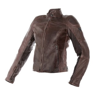 Dainese Mike Women's Leather Jacket - Closeout