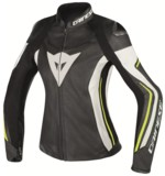 Dainese Assen Women's Leather Jacket - Closeout