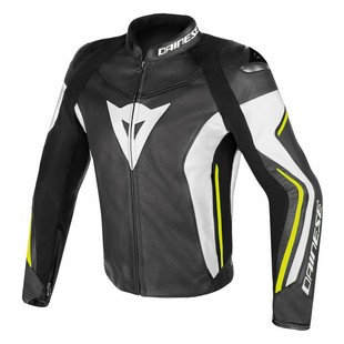 Dainese Assen Perforated Leather Jacket - Closeout