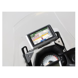 SW-MOTECH Quick Release GPS Mount Kawasaki Versys 2015-2016 [Previously Installed]