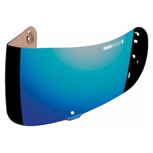 Icon Optics Face Shield RST Blue Mirror [Previously Installed]