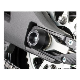LighTech Front Axle Sliders Yamaha R1 / R1M / R1S Black [Previously Installed]