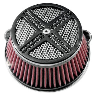 LA Choppers XXX Big Air Cleaner For Yamaha Bolt / V-Star 950 Black [Previously Installed]