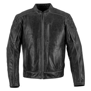 Black Brand Carry On Jacket