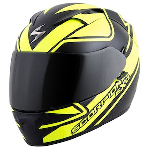Scorpion EXO-T1200 Freeway Helmet - (Sz XS, SM and LG Only)