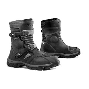 Forma Adventure Low Boots Black / 48 [Demo - Good]