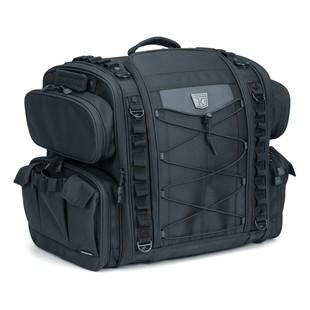 Kuryakyn Momentum Road Warrior Rear Seat Bag