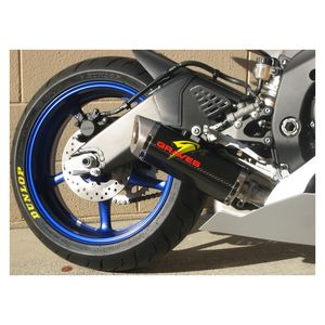 Graves Hexagonal Slip-On Exhaust Yamaha R6 2006-2018
