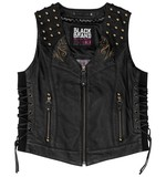 Black Brand Mantra Women's Vest