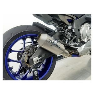 Graves EVR Slip On Exhaust Yamaha R1 R1M R1S