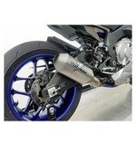 Graves EVR Slip-On Exhaust Yamaha R1 / R1M / R1S