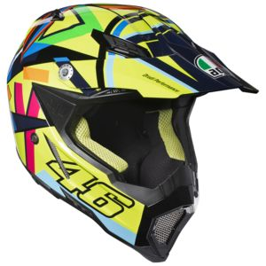 AGV AX-8 EVO Soleluna 2015 Helmet