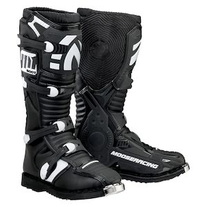 Moose Racing M1.2 CE Boots - MX Sole Black / 12 [Open Box]