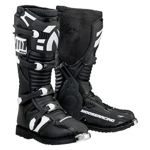 Moose Racing M1.2 CE Boots - MX Sole Black / 12 [Open Box]