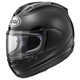 Arai Corsair X Helmet Black / LG [Demo - Good]
