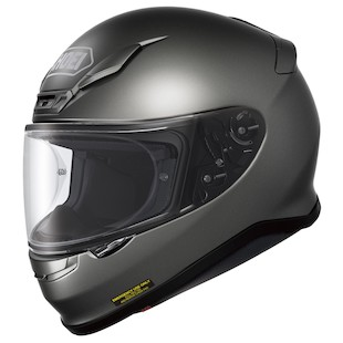 Shoei RF-1200 Helmet Anthracite / MD [Blemished - Very Good]