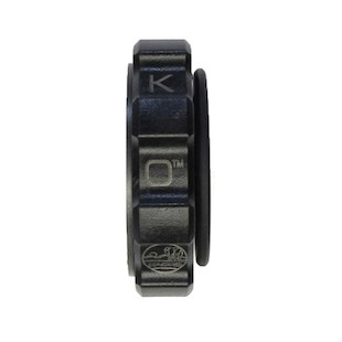 Kaoko Throttle Lock BMW F650GS / F800GS / F800R / R nineT Type A / Black [Previously Installed]