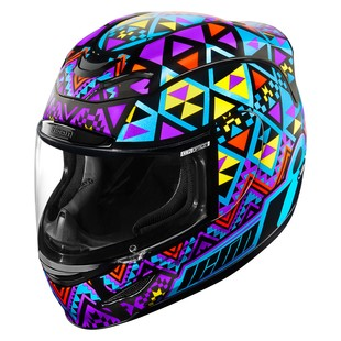 Icon Airmada Georacer Motorcycle Helmet