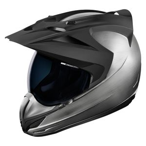Icon Variant Quicksilver Helmet