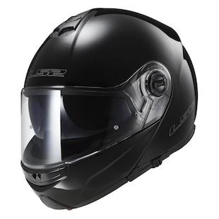 LS2 Strobe Helmet Black / SM [Demo - Good]