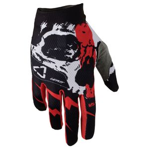 Leatt GPX 1.5 GripR Skull Gloves
