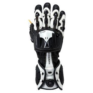 Knox Handroid Gloves Black/White / LG [Demo - Good]