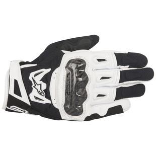 Alpinestars SMX-2 Air Carbon v2 Gloves Black/White / XL [Demo - Good]