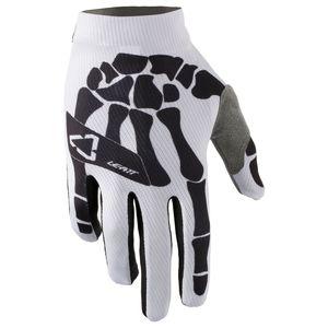 Leatt GPX 1.5 GripR Bones Gloves (XL)