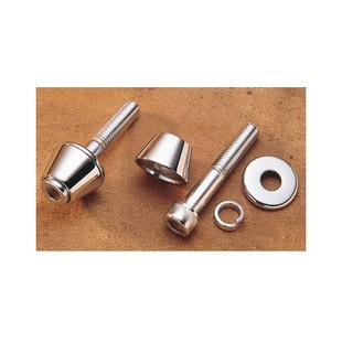 Drag Specialties Bolt And Cone Riser Hardware For Harley