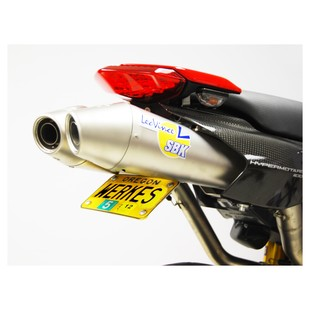 Competition Werkes Fender Eliminator Kit Ducati Hypermotard 2007-2012 Standard [Previously Installed]
