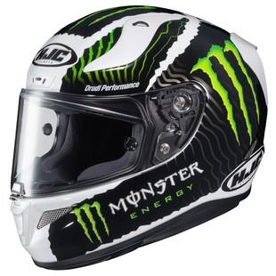 HJC RPHA 11 Pro Monster Military Helmet White Sand / SM [Demo - Good]