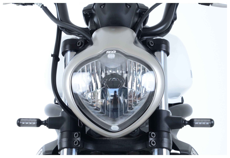 Rg Racing Headlight Shield Kawasaki Vulcan S 2015 2019 15 592
